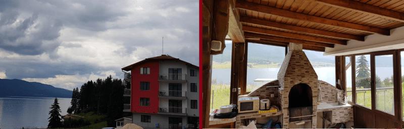 Къща за Гости Хисарски в Сърница до язовир Доспат