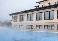 минерален басейн на СПА хотел Никол, Долна Баня