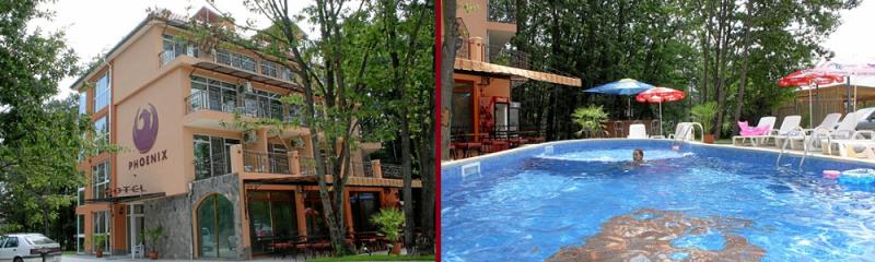 хотел феникс с басейн китен