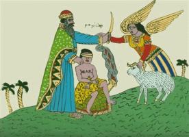 Abrahams/Ibrahims Opferung