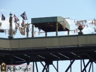 And what the bridge looks like from the Rhine River Cruise docks