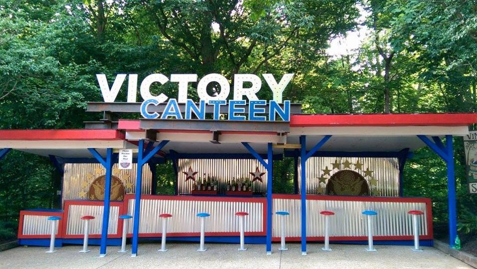 Overview of Victory Canteen