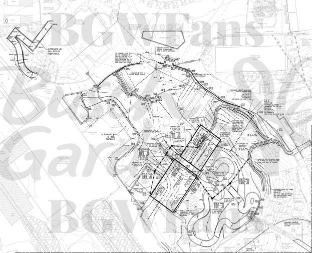 Busch Gardens Williamsburg 2017 Station-Area Site Plan