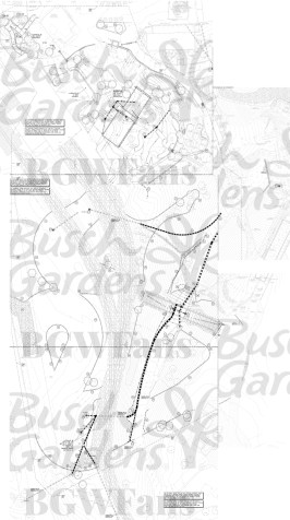 Busch Gardens Williamsburg 2017 Stitched Site Plan