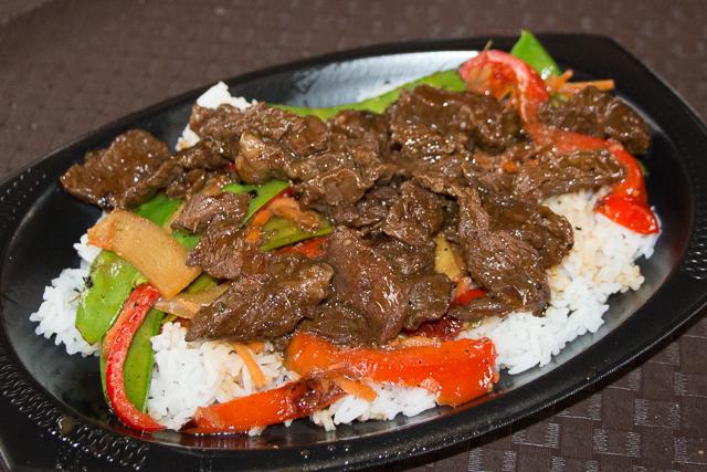 Marco Polo's Marketplace Mongolian Beef