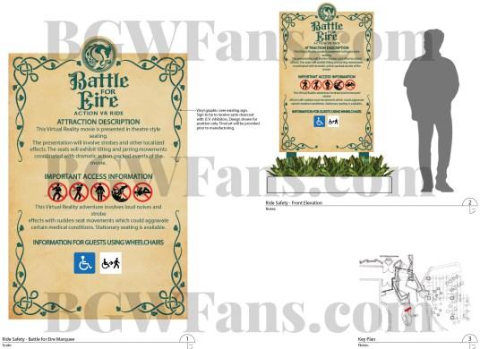 Leaked Battle For Eire Information Sign Design Document