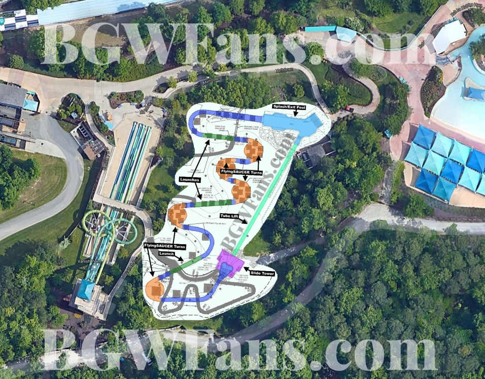 Best Guess Composite Site Plan