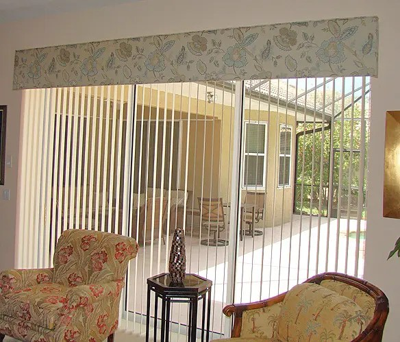 Valance And Cornice Photos Custom Window Treatments Sarasota