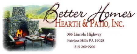 Better Homes Hearth & Patio Inc.