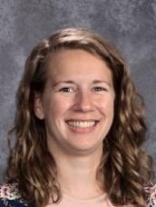 Resource Teacher, Sarah Weck