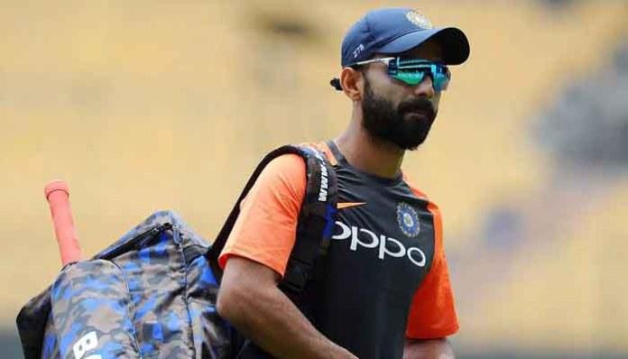 """T20 world cup : क्रिकेटर अजिंक्य रहाणे ने कहा """"पकिस्तान की टीम को हल्के में न लें"""""""