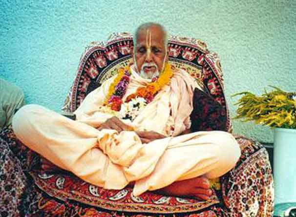 "Srila Bhakti Vaibhava Puri Gosvami Maharaja: ""You Are My Prana!"""