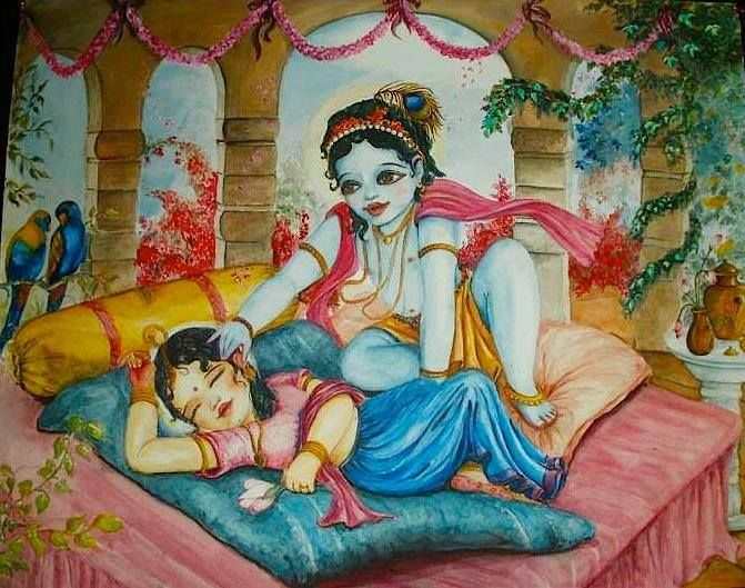 The Glory of Sri Radha