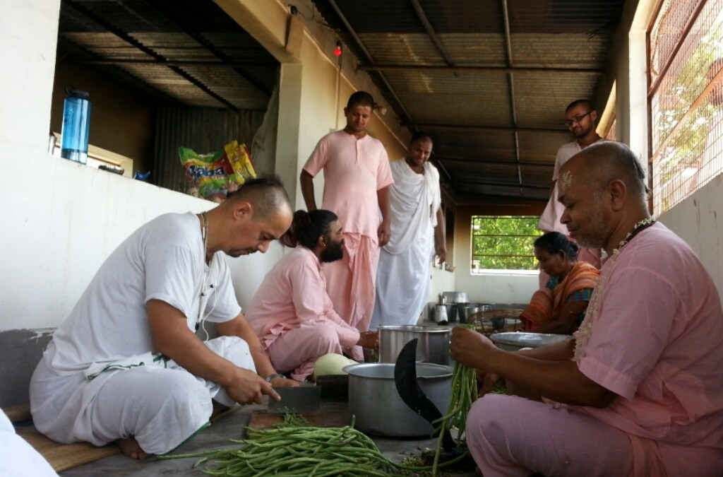 Bhakti is Service Free of Material Designations