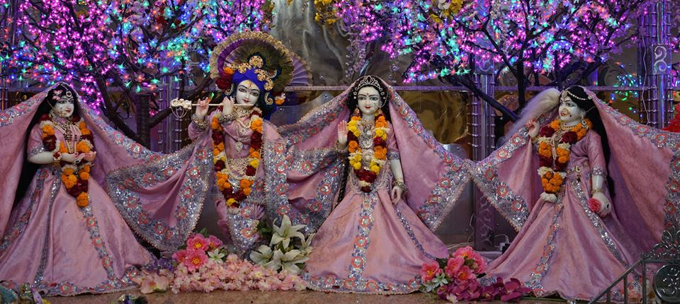 The Seva Kunj Pujari and Srila Gurudeva's Pastime Translated