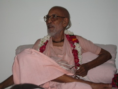 WHAT WAS SRILA GURUDEVA'S SPECIALTY?