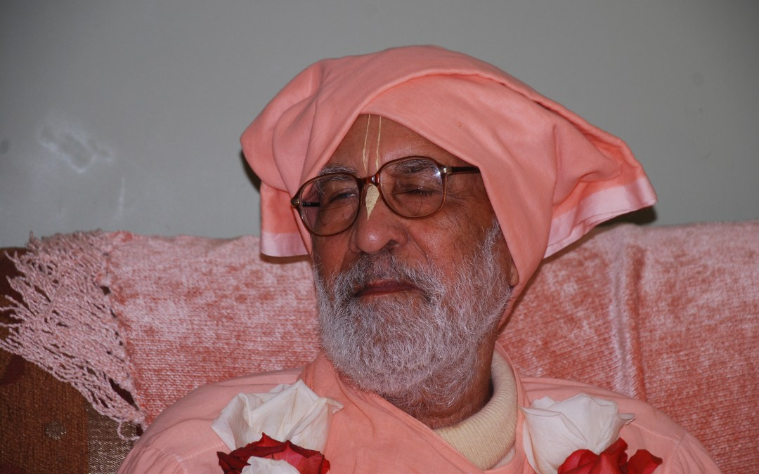 SRILA GURUDEVA'S FINAL PASTIMES -JUNE to DECEMBER 2010