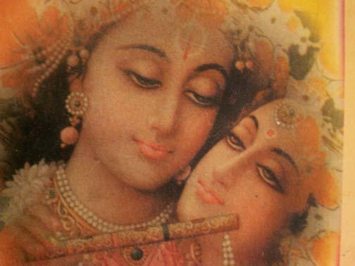 CAN WE COMPREHEND RADHARANI'S SEPARATION MOOD OR KRSNA'S BEAUTY?