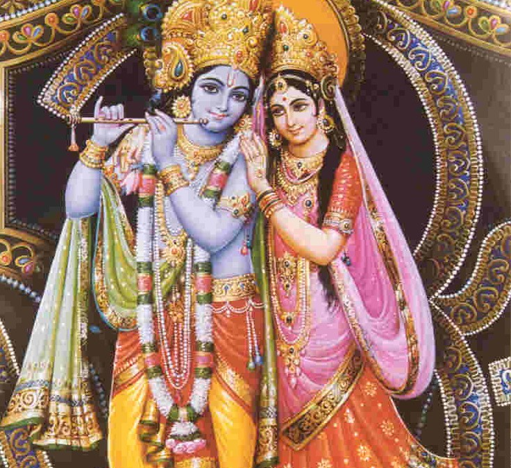 WHAT IS THE INNER MEANING OF RADHARANI IGNORING RATI MANJARI?