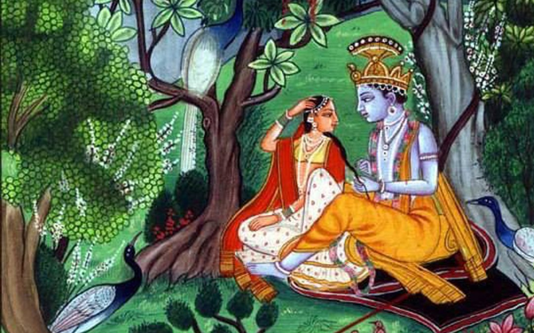 WHY DO KRSNA'S GLORIES STEAL THE STRENGTH OF THE SENSES?