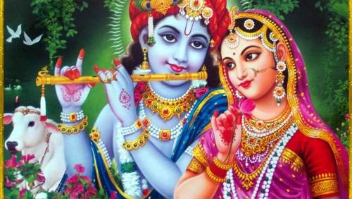Tera Shyam Bada Albela Beautiful Krishna Bhajan Full Lyrics