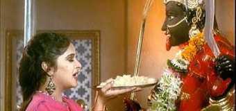 Meri Pooja Kar Swikaar Maa Teri Kaali Maa Bhajan Full Lyrics Anuradha Paudwal