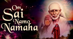Om Sai Namo Namah Peaceful Mantra Full Lyrics By Suresh Wadkar
