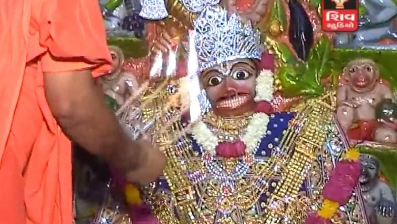Hanuman Aarti Hanumanji  Ni Aarti – Jai Kapi Balvanta- Sarangpur Aarti