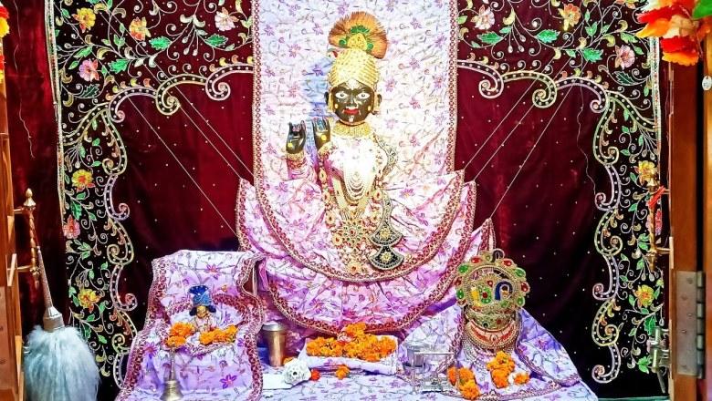 Shri Shri Banke Bihari ji ke aaj ke darshan evam aarti -08/11/20