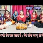 मैया हमको तेरा बड़ा सहारा है दुर्गा हिंदी भजन लिरिक्स