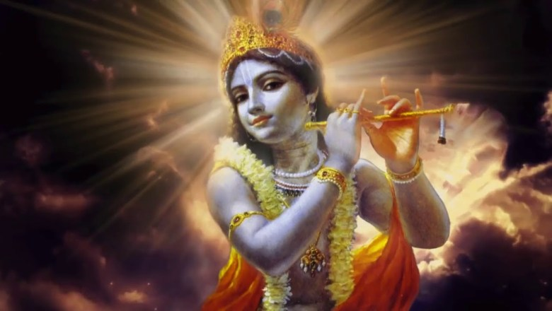 MOST POWERFUL SONG OF LORD KRISHNA (WITH LYRICS) | ***MUST LISTEN***