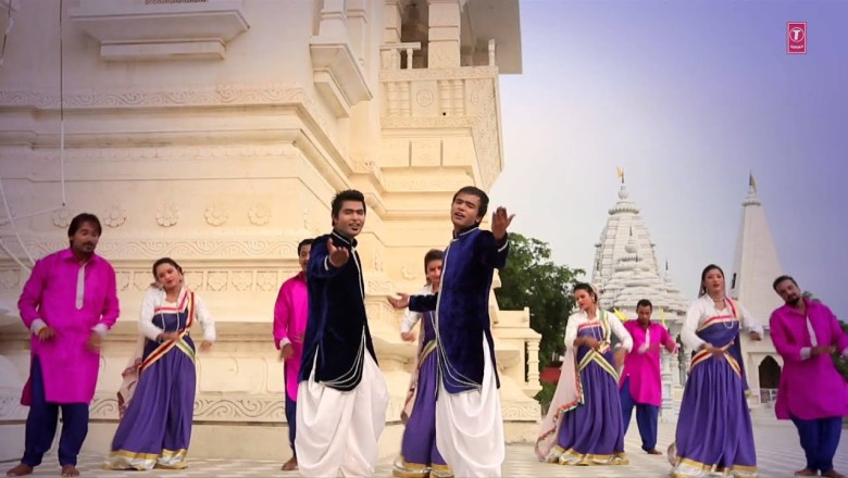 Sai Dar Pe Sai Bhajan By Luv-Kush [Full Video Song] I Meri Bigdi Banade Sai