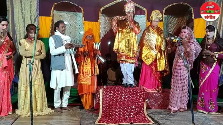 (मुरली वाले कृष्ण कन्हैया रखना लाज हमारी) #Krishna bhagwan ki #aarti.