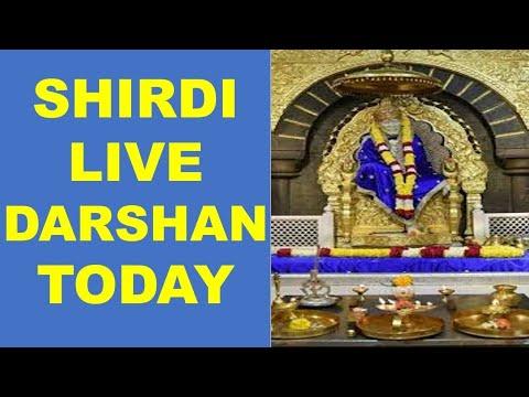 Shirdi Sai Baba Live Darshan 25 April 2021 | Shirdi Sai Samadhi Mandir Darshan | Shirdi live