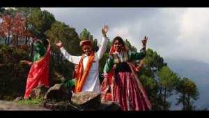 शिव जी भजन लिरिक्स - Chal Manimahesha ll Shiv Bhajan ll Singer , Vinod Jariyal ll