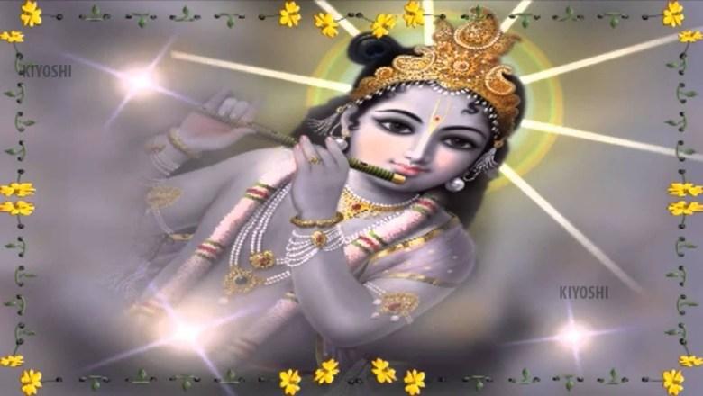 "Aarti Kunj Bihari Ki"" – Beautiful Lord Shree Krishna Prayer"