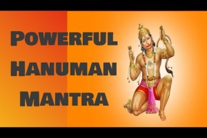 THE MOST POWERFUL HANUMAN MANTRA FOR SUCCESS AND PROTECTION FROM ENEMIES (2020)