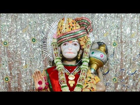 🙏Live Hanuman Aarti|| 28-09-2021 || Shri Sankat Mochan Hanuman Mandir🙏 || Bhajan Leela