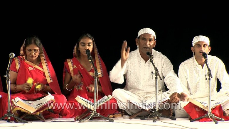 'Shiv Shankar Deen Dayal' by Ramayan Chanting troupe from Mauritius