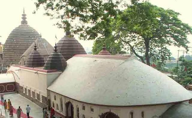 Kamakhya Devi Mandir Assam