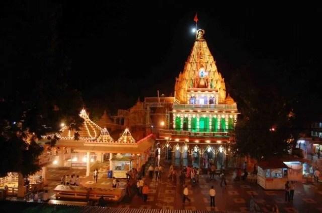 Shree Mahakaleshwar Jyotirlinga , Ujjain, madhya pradesh,India
