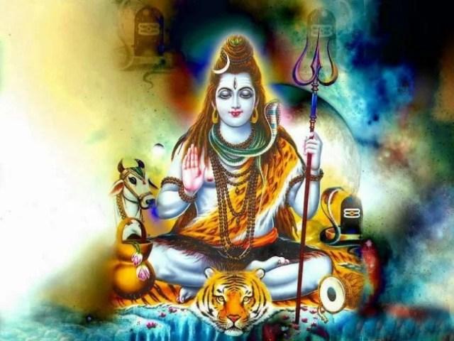Shiva temples in india