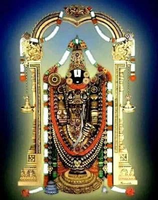 Shri Venkateswara Mangala Stotram