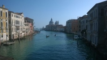 The Grand Canal (photo by Emily Robson)