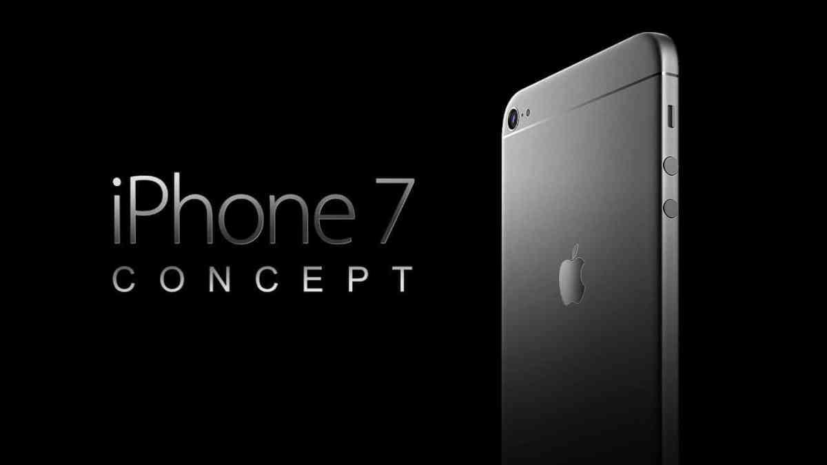 iPhone 7 Concept by Arthur Reis
