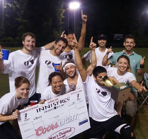Looking to join the Bham Kickball Craze: Fall Registration Closes Today