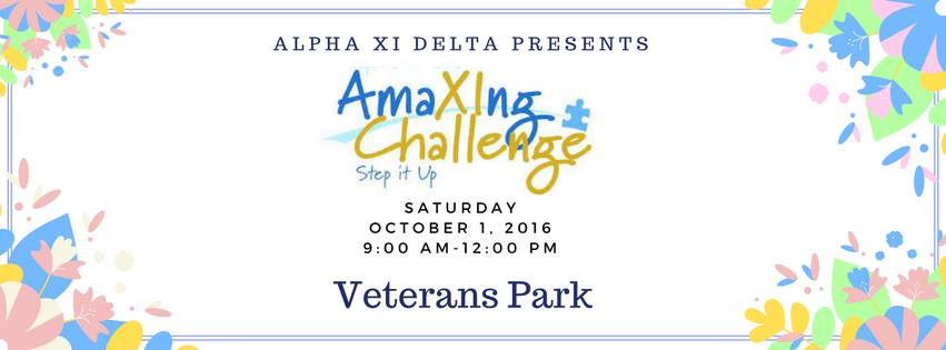 Alpha Xi Delta at UAB steps it up for Autism Speaks this Saturday