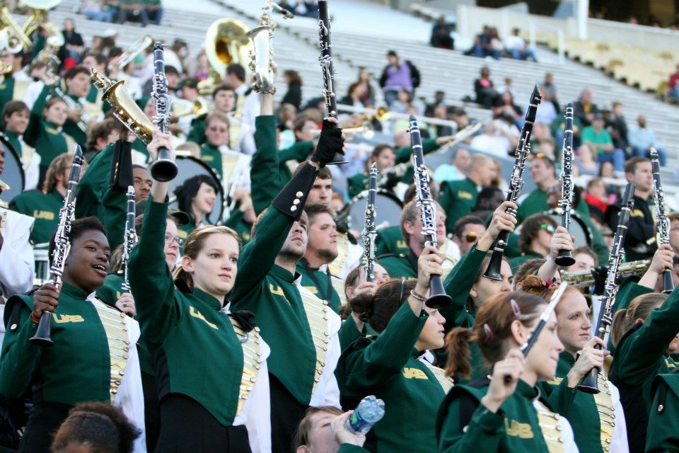 UAB Marching Band Preparing for Busy Fall