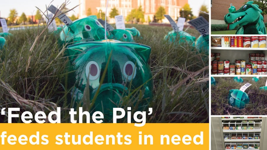 UAB's Student Food and Supply Pantry battles student food insecurity