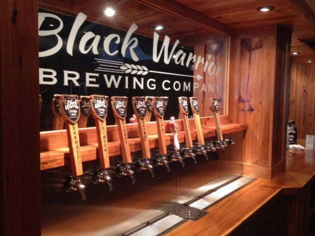 On Thursday – Connect To Your Coast at the Black Warrior Brewing Company in Tuscaloosa